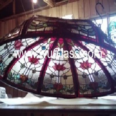彩绘穹顶w-d-6013